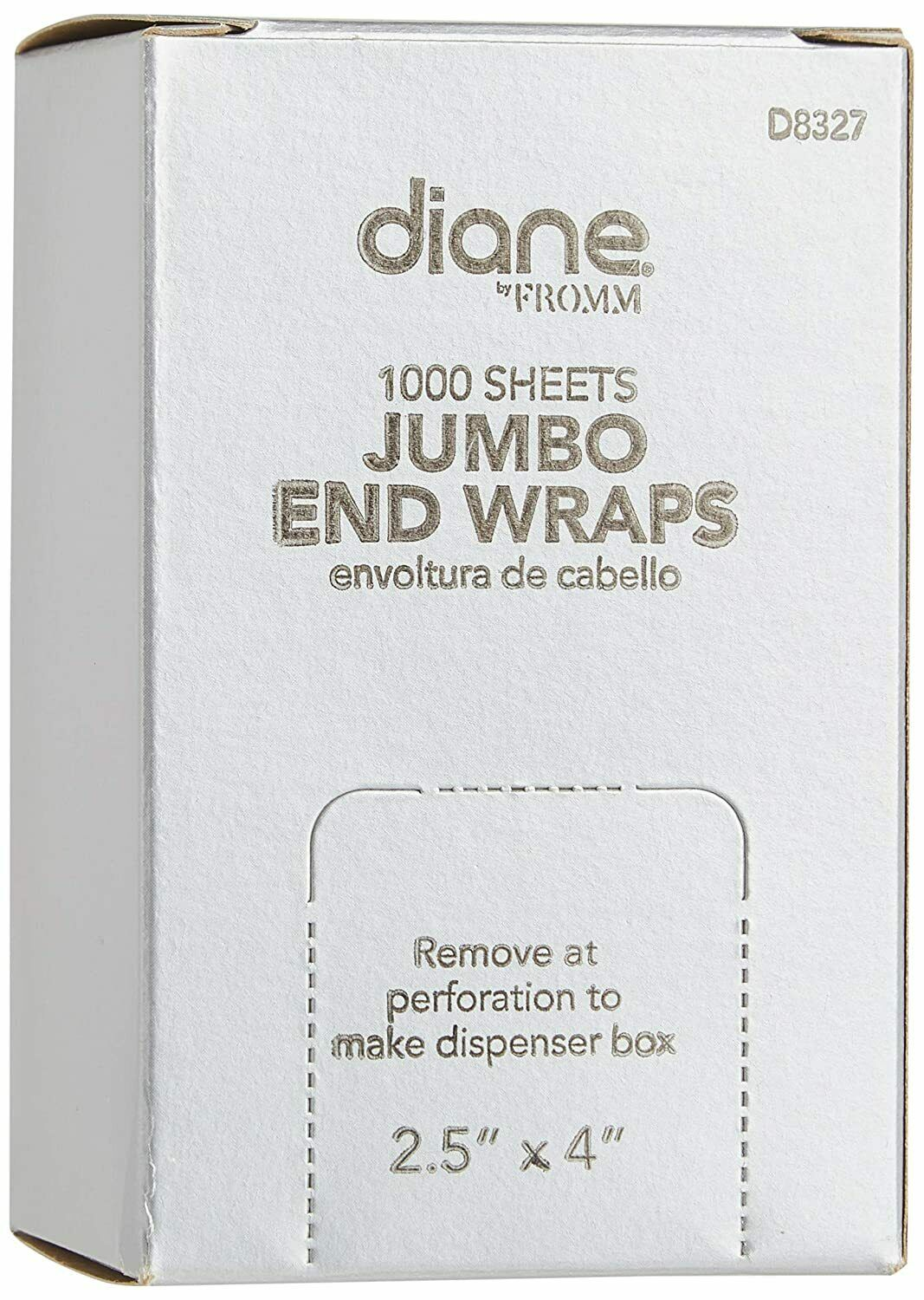 Diane Jumbo End Wraps - Salon Store