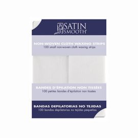 Satin Smooth Non-Woven Small Waxing Strips - Salon Store