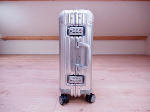 RIMOWA ORIGINAL Cabin S Multiwheel ALUMINUM 92552004 NEW Made in GERMANY