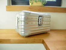 Load image into Gallery viewer, Rimowa TOPAS Beauty Case BEAUTY CASE Aluminium NEW Condition
