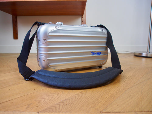 Rimowa PICCOLO BEAUTY CASE Aluminium DISCONTINUED made in Germany