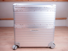 Load image into Gallery viewer, RIMOWA x PORSCHE Topas Multiwheel Trolley Travel Case MINT CONDITION Made in Germany