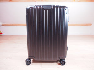 RIMOWA ESSENTIAL Cabin S MATTE BLACK NEW Made in EUROPE