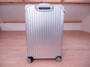 RIMOWA ORIGINAL Check-In M Multiwheel ALUMINUM 92563004 NEW Made in GERMANY