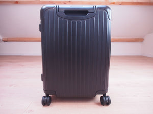 RIMOWA ESSENTIAL Cabin MATTE BLACK NEW Made in EUROPE
