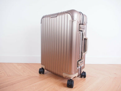 RIMOWA ORIGINAL Cabin Multiwheel TITANIUM 92553034 NEW 2020 Made in GERMANY