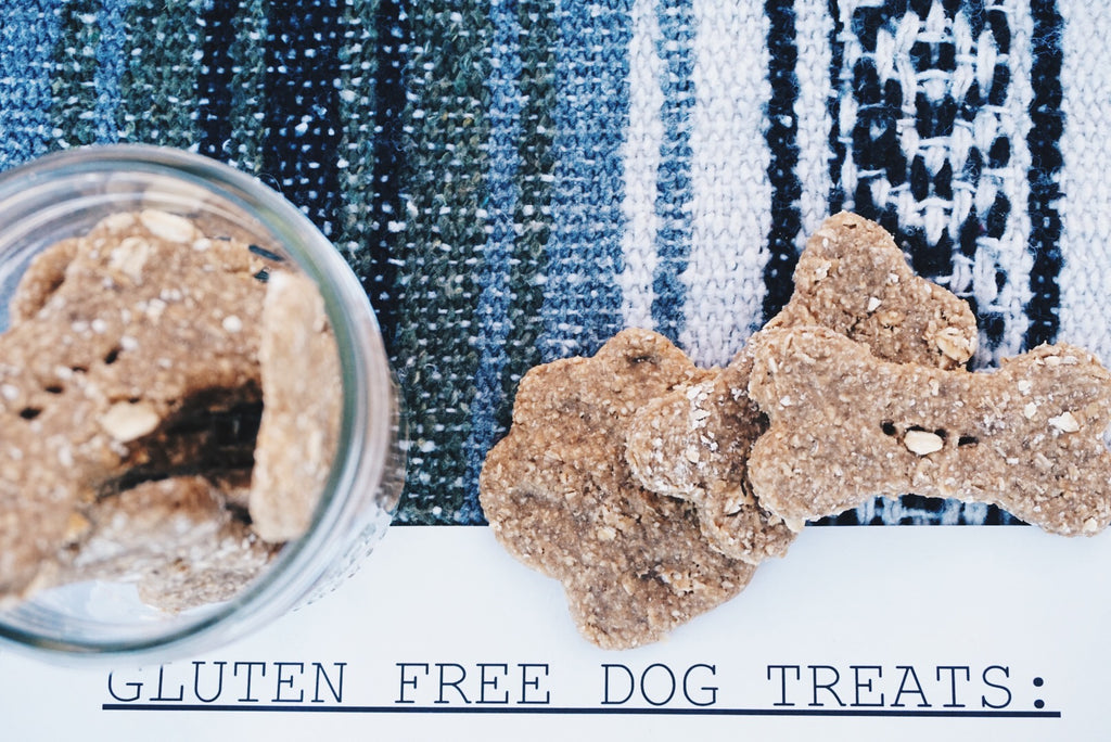 Gluten Free Dog Treats