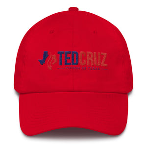 Tough as Texas Hat - Ted Cruz - Tough as Texas