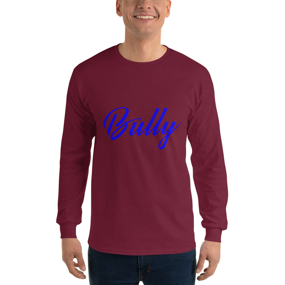 Signature Bully Long Sleeve Blu - Barloue