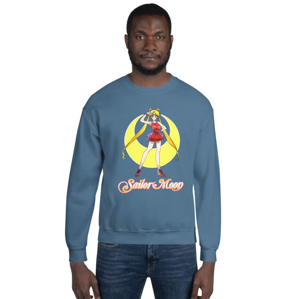 Sailor Moon Unisex Sweatshirt - Barloue