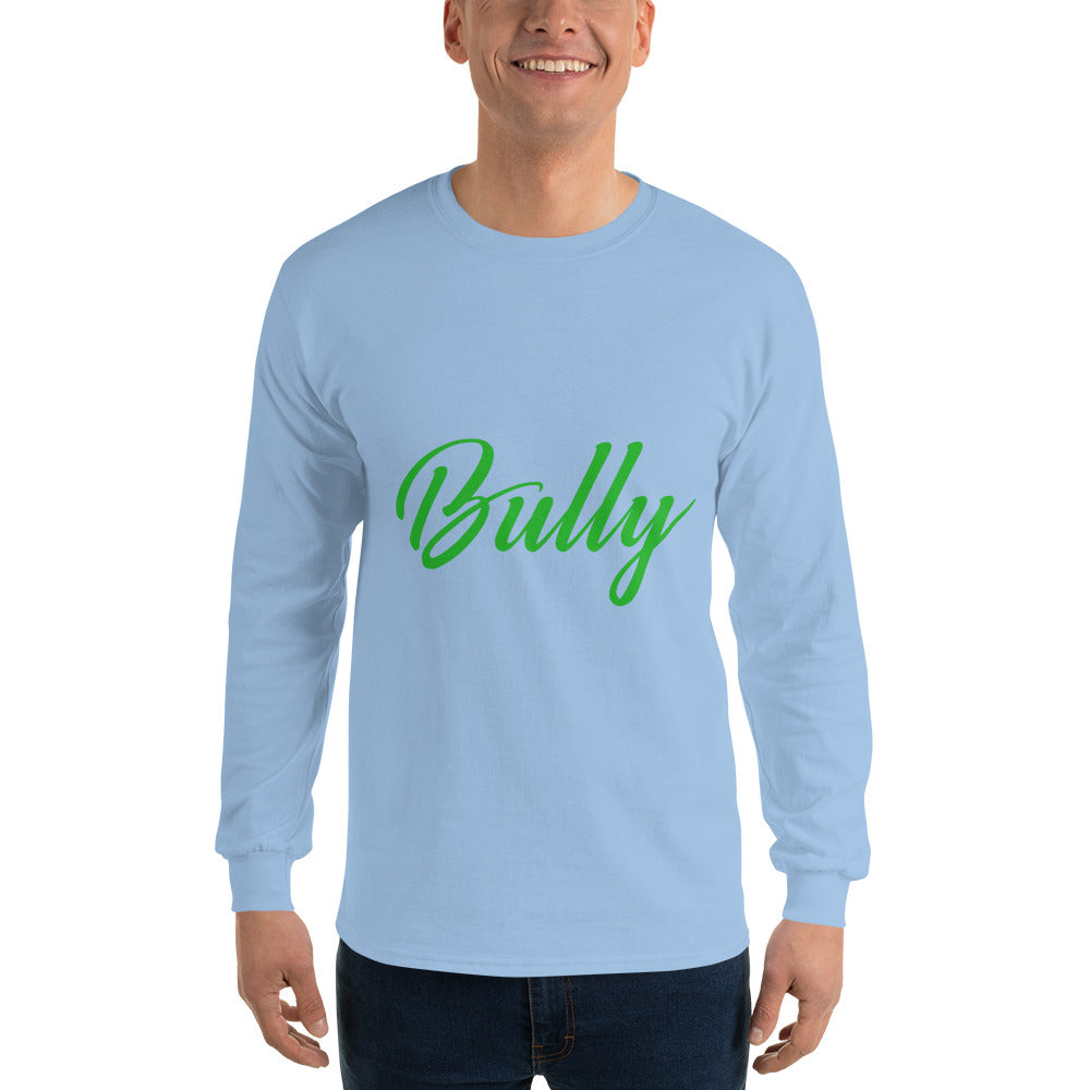 Signature Bully Long Sleeve GRN - Barloue