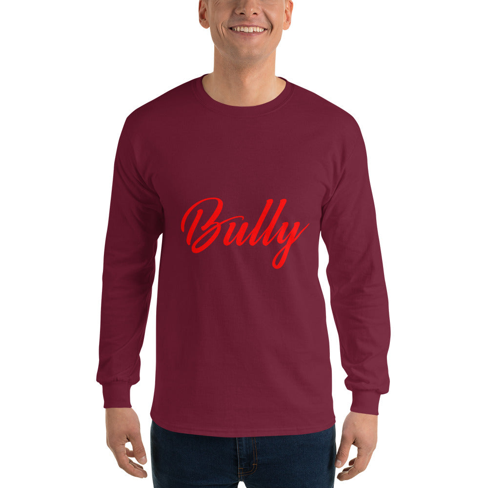 Signature Bully Long Sleeve RED - Barloue