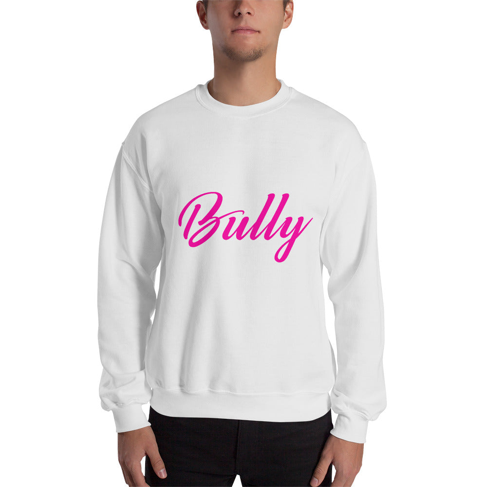 Signature Bully Sweatshirt PNK - Barloue