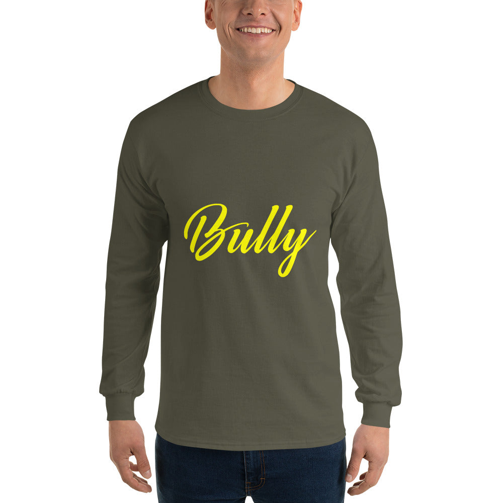 Signature Long Sleeve Bully YLW - Barloue