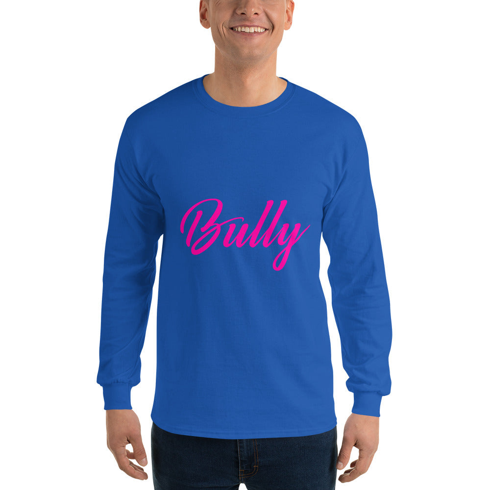 Signature Bully Long Sleeve PNK - Barloue