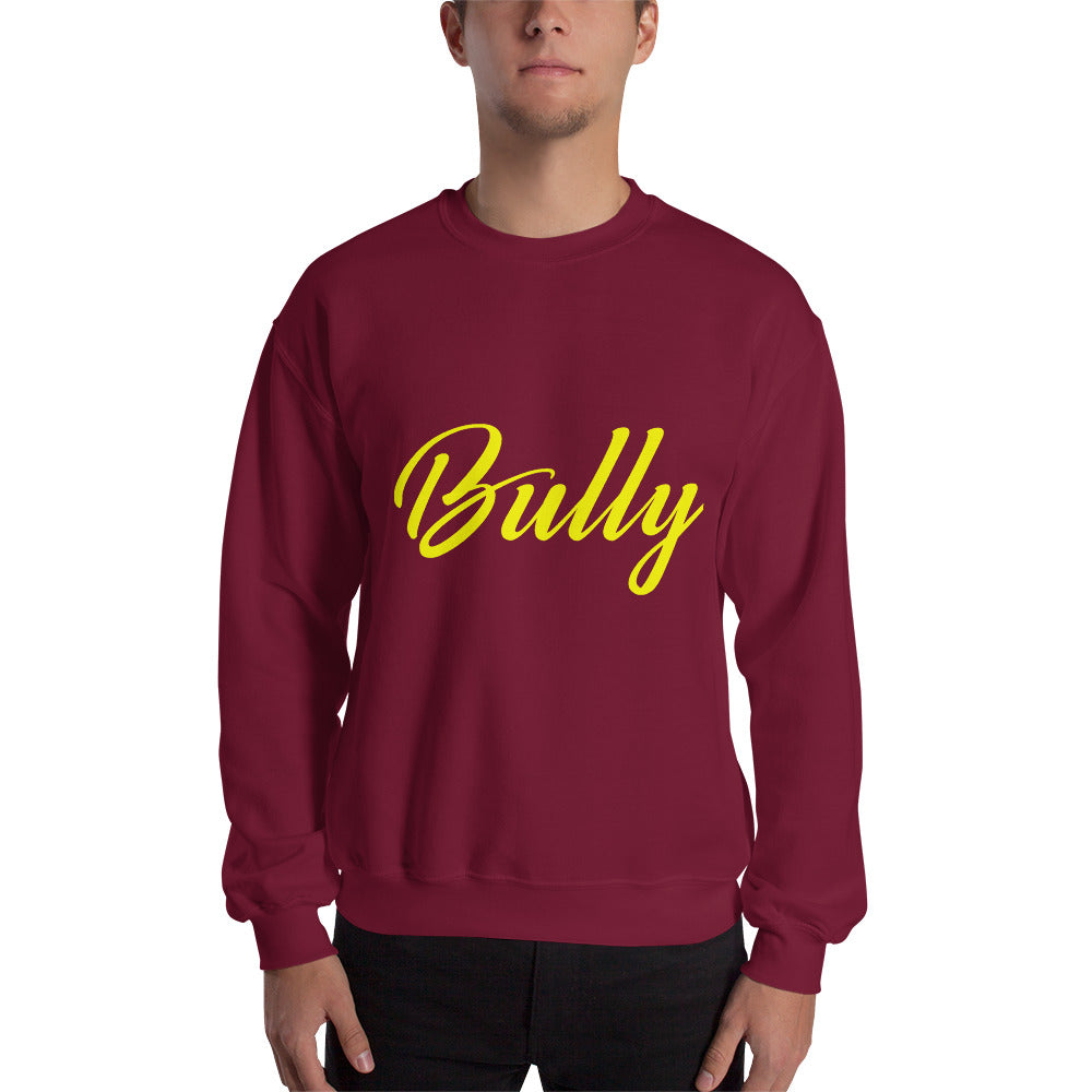 Signature Bully Sweatshirt YLW - Barloue