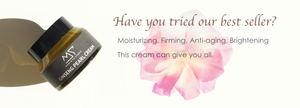 Ginseng pearl face cream helps firm, moisturise and reduce lines and wrinkles.