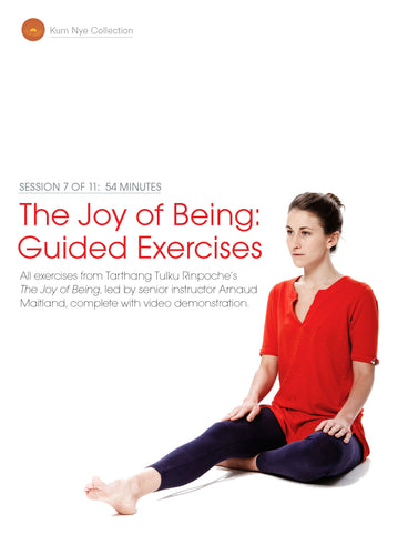 The Joy of Being; Guided Exercises, Session 7
