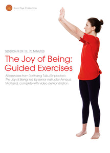 The Joy of Being; Guided Exercises, Session 9