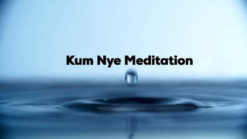 Kum Nye Meditation, Level One, Self-study Video Program - Session 1 FREE