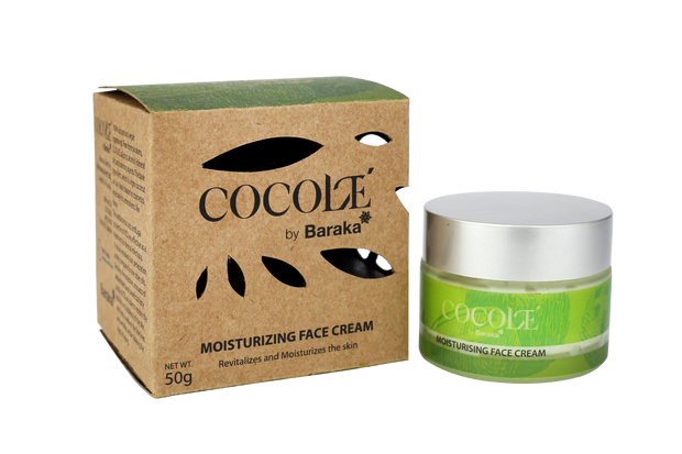 Cocole Moisturizing Face Cream