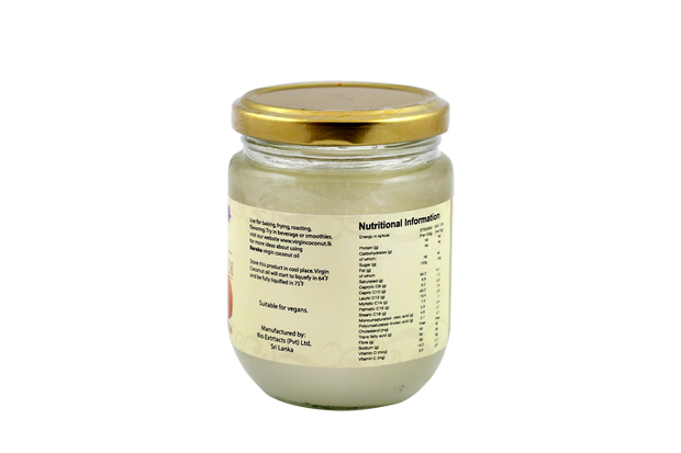 Virgin Coconut Oil (Glass) - 200ml