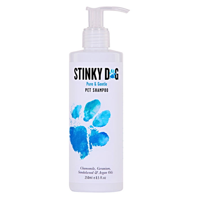 Dog and Cat Pure & Gentle - Natural Pet Shampoo | 250mL