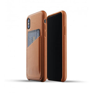 Buy 2 Get 1 Free Today | iPhone Xs/Xs Max Ultra Slim Leather Card Cover