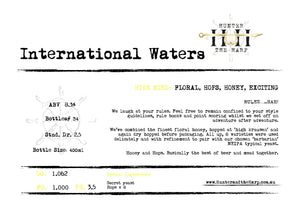 International Waters Batch 2