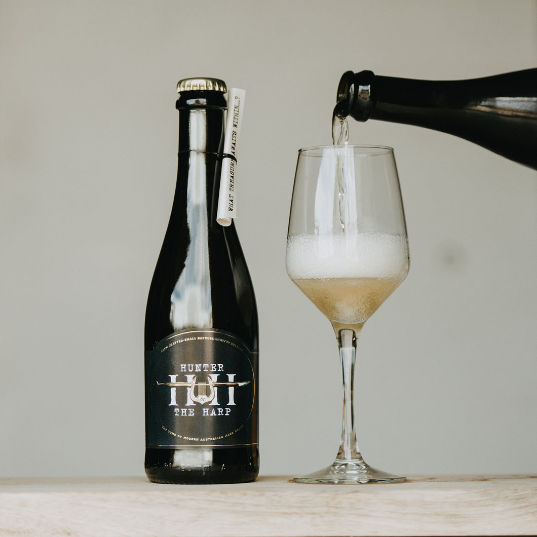 Product Photo for farmhouse inspired mead Saison Seige