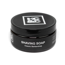 Load image into Gallery viewer, HC&C Shave Soap