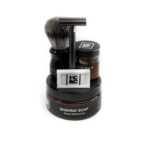 Higgins Deluxe Shave Set