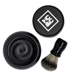 HC&C Bowl, Brush, and Soap