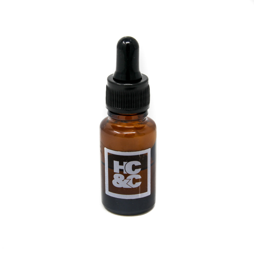 HC&C Beard Oil