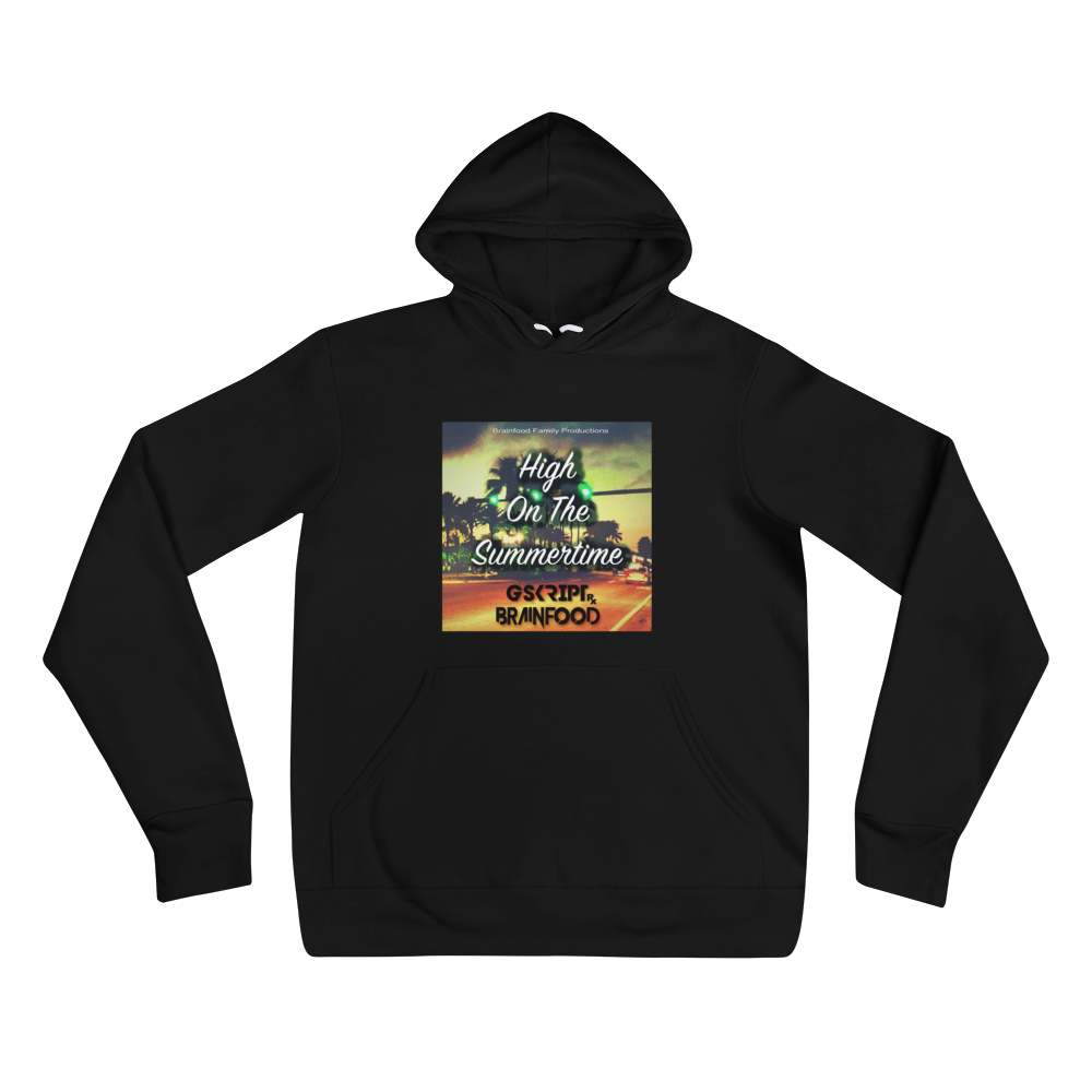 High On the Summertime Hoodie