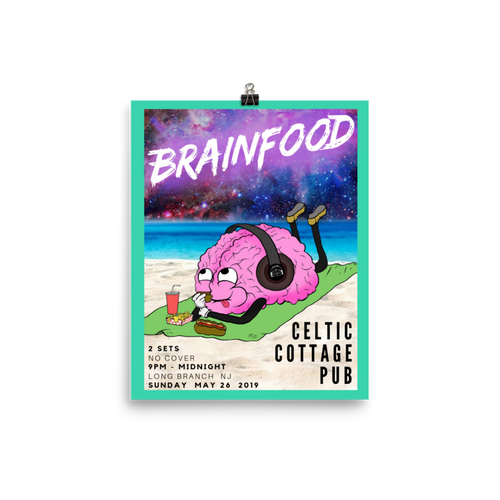 Brainfood @ Celtic Cottage