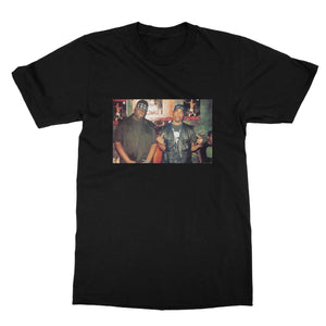 2pac and Biggies Smalls T-Shirt (Men)