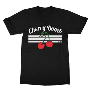 Cherry Bomb NCT Nctzen Nct127 Nct U Nct Dream T-Shirt (Men)