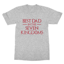 Load image into Gallery viewer, Best Dad Game of Thrones T-Shirt (Men)