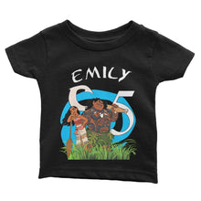 Load image into Gallery viewer, Moana Birthday Shirt for Kids [Cuztom] - Cuztom Threadz