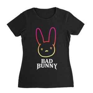 Bad Bunny T-Shirt (Women)