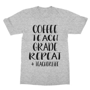 Life of a Teacher T-Shirt (Men)