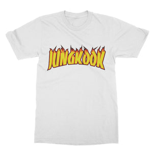 Jungkook Thrasher BTS T-Shirt (Men)