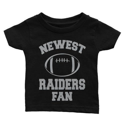 Newest Raiders Fan T-Shirt (Youth)