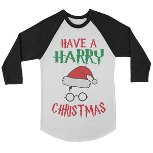 Christmas Shirt - Have A Harry Christmas (Unisex)