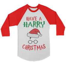 Load image into Gallery viewer, Christmas Shirt - Have A Harry Christmas (Unisex)