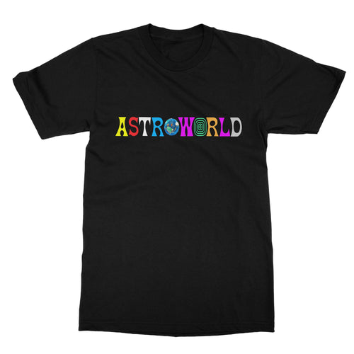 Astroworld Travis Scott T-Shirt (Men)