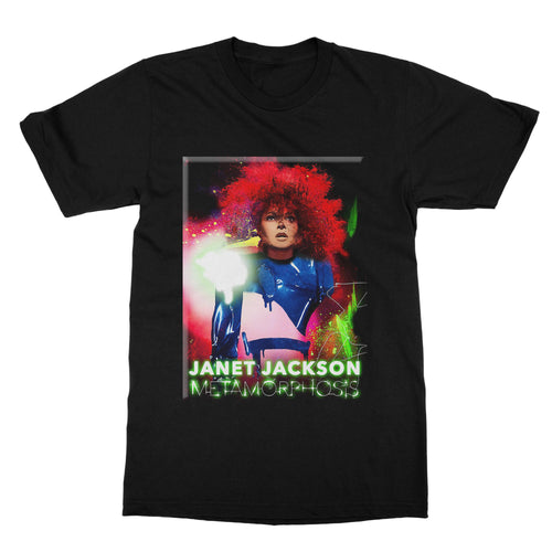 Metamorphosis Janet Jackson T-Shirt (Men)