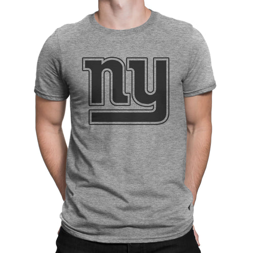 New York Giants Grey T-Shirt (Men)