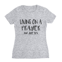 Load image into Gallery viewer, Prayer and Juice Box Mom T-Shirt (Unisex)